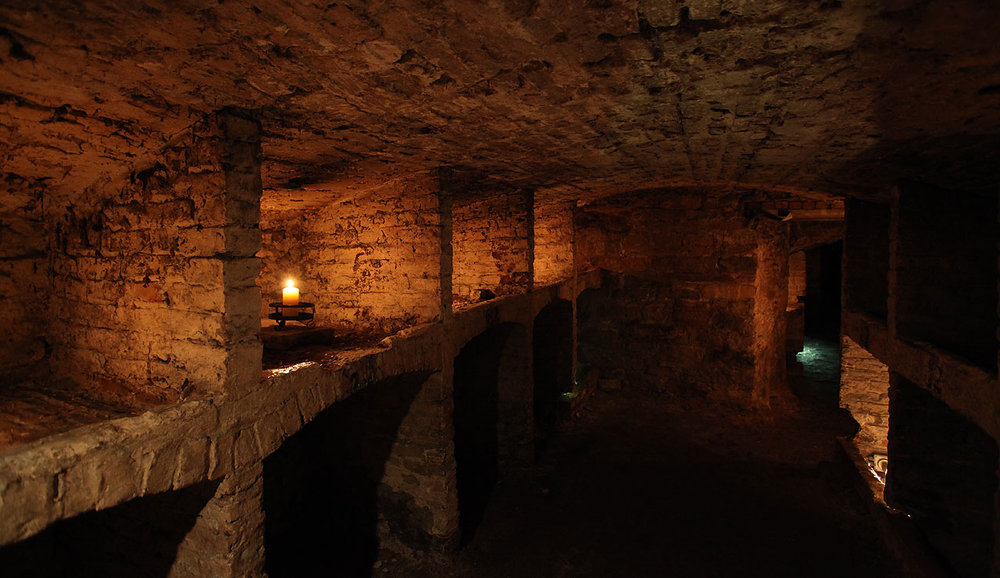 Head underground and find out the fascinating secrets of Edinburgh.     ££ | Mercat Tours | The Mercat Cross, High Street, EH1 1RF |  Website