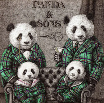 Panda and Sons is a very cool and quirky secret, speakeasy type bar. Great for a date.     ££ | Panda and Sons |  79 Queen St, Edinburgh EH2 4NF |  Website