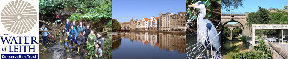 Walk along all 12 miles of the beautiful Leith Water Walkway. You won't be disappointed.     FREE | Leith Waterway |  Website