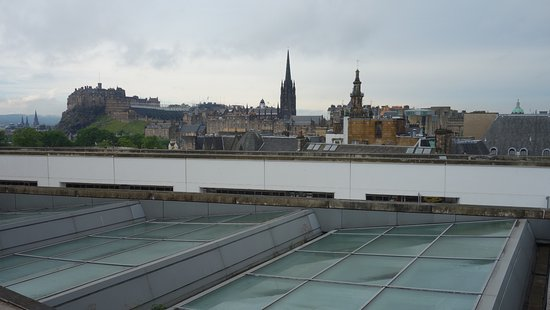 Take in the stunning views of the city from the National Museum's Roof Terrace. The Museum isn't bad either!   FREE | National Museum of Scotland | Chambers St, Edinburgh EH1 1JF |  Website