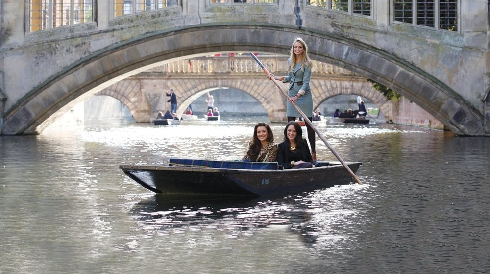 A classic Cambridge date along the River Cam. Just be careful not to fall in.     ££ | Scudamore Punting | Various Locations |  Website
