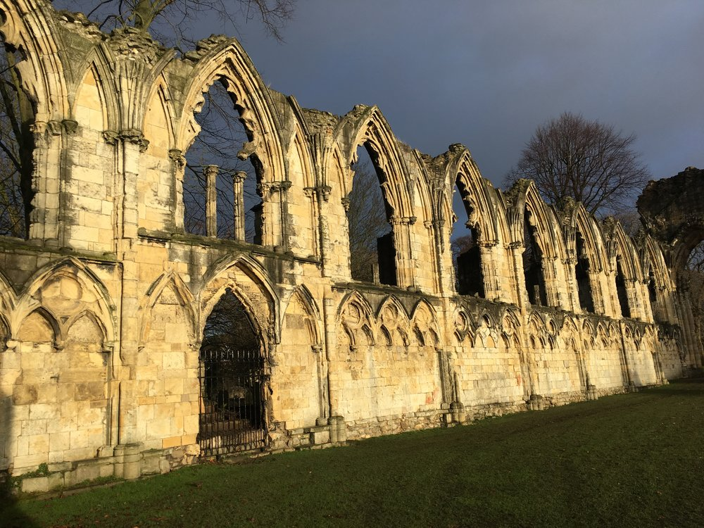 York - Old Minster Tramble    10 Questions; About 60 Minutes    £1.99 | Available on iOS and Android