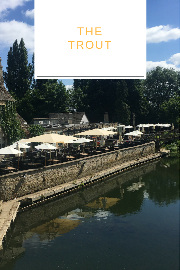The Trout in Oxford