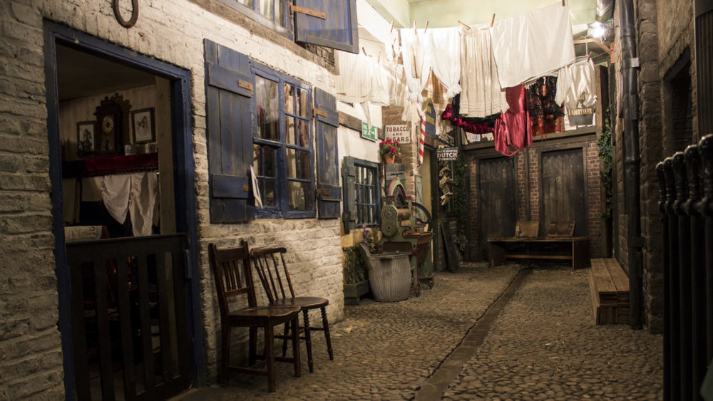 This Abbey House Museum image is the copyright of Daria Wszolek