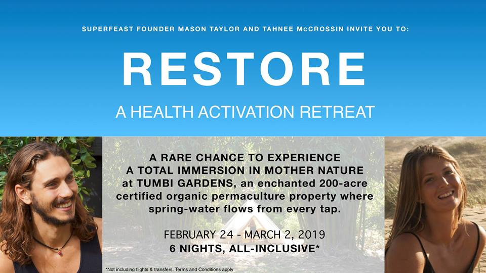 RESTORATION RETREAT