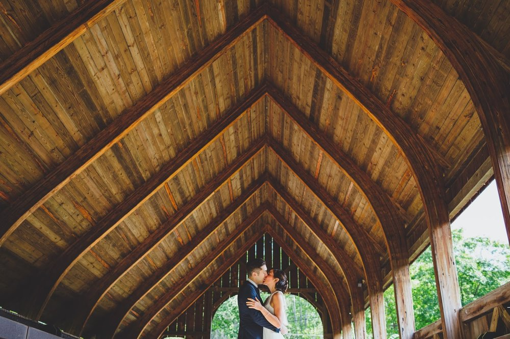 Intimate wedding in the Catskills | Documentary wedding photography - blog.cassiecastellaw.com