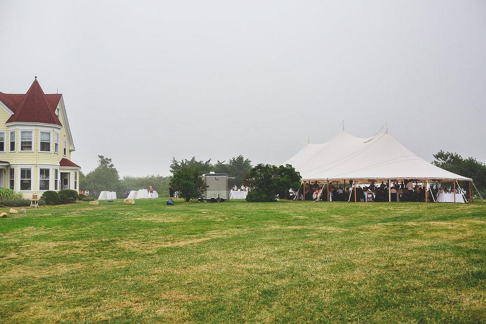 Big Sky Tents Martha's Vineyard Wedding | cassiecastellaw.com