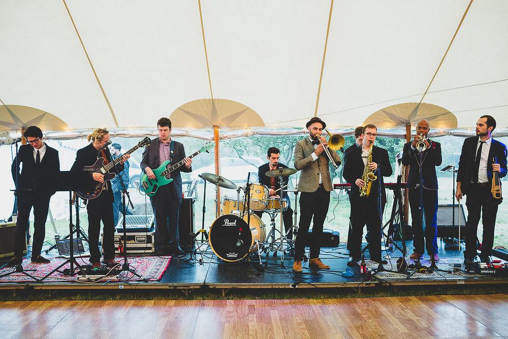 Silver Arrow Band nyc wedding band | cassiecastellaw.com