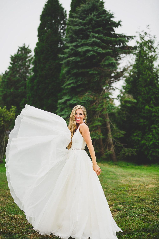 Leanne Marshall for Lovely Bride wedding dress | cassiecastellaw.com