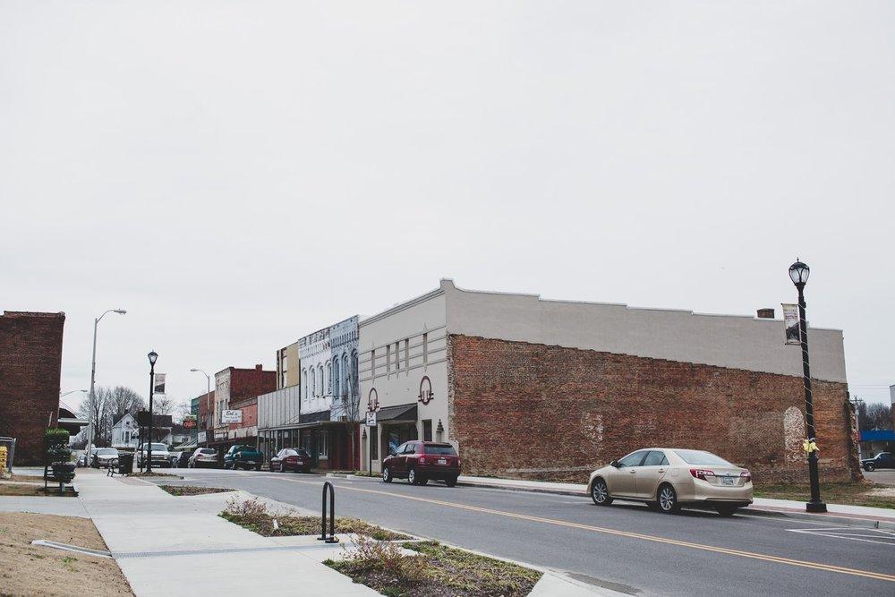 Downtown Bells, Tennessee E Main Street - bit.ly/bellstheatre