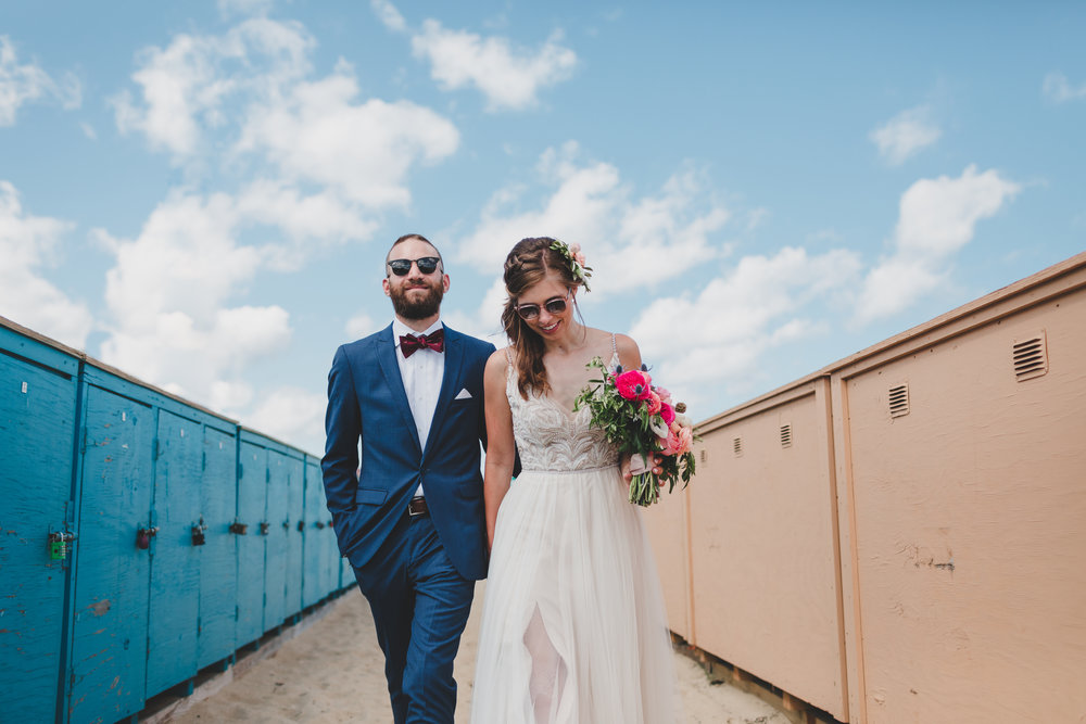 Lindsay + Devin's Porta Asbury Park Wedding
