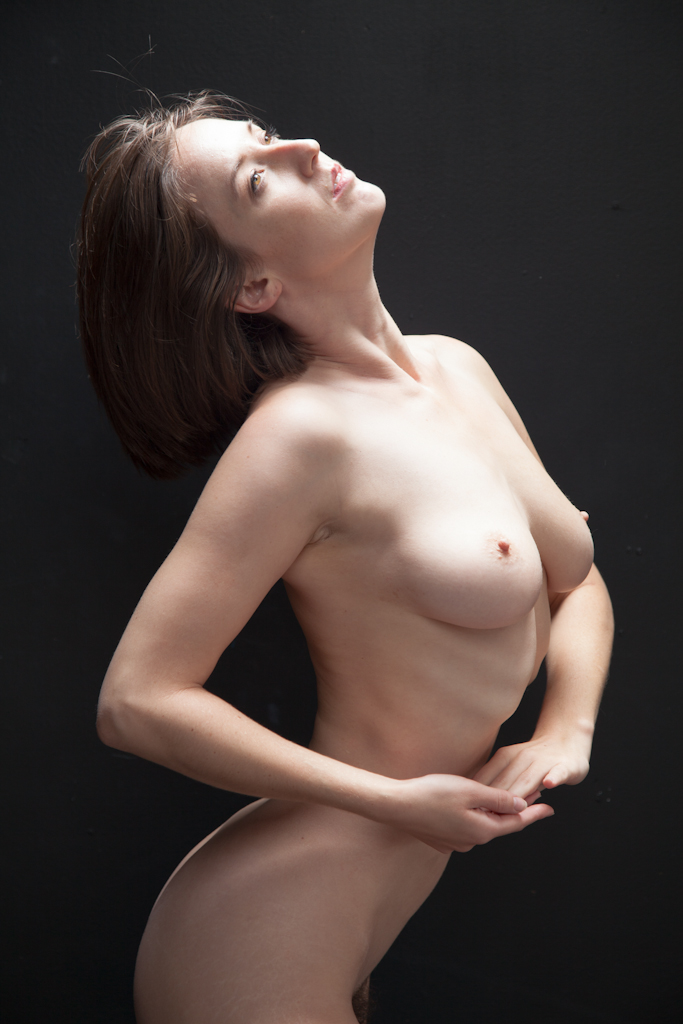 Nymph's pose