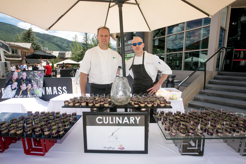 See this year's wine, culinary, and shopping partners.