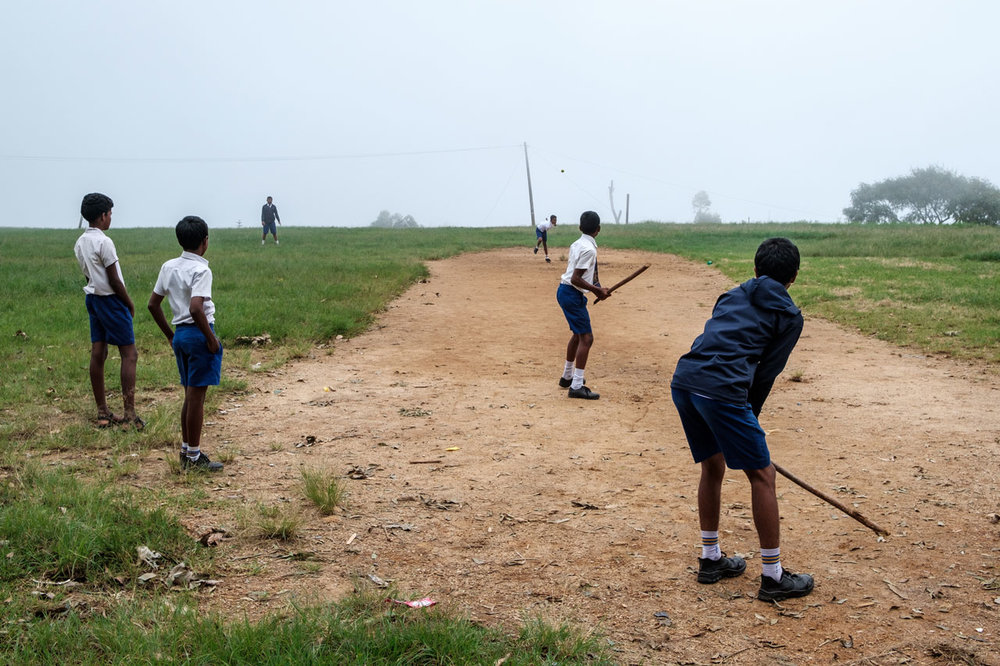 Copy of school boys playing cricket in haputale sri lanka