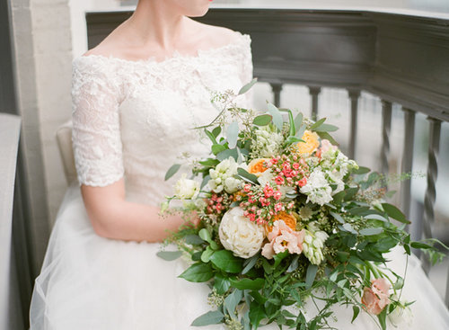 FEATURED IN HEARTLAND WEDDING IDEAS
