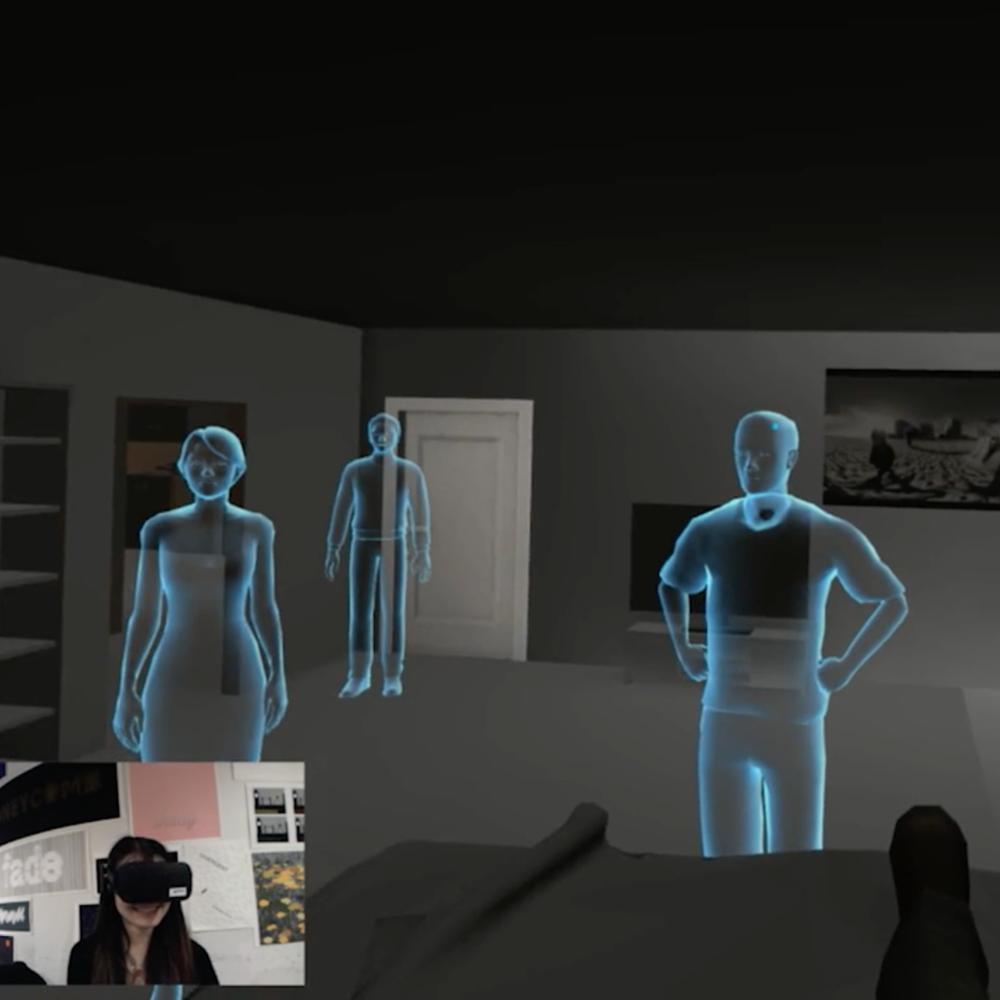 Between - Virtual Reality, Storytelling, Unity+Oculus