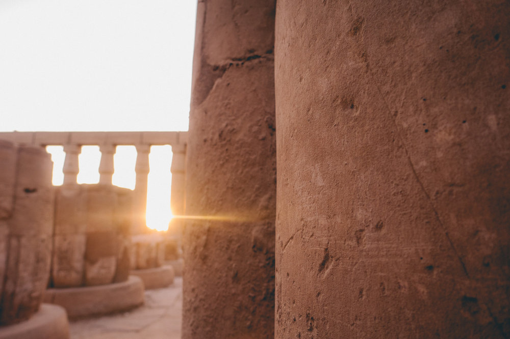Karnak Temple // Luxor, Egypt // Photo Credit: Pete R.