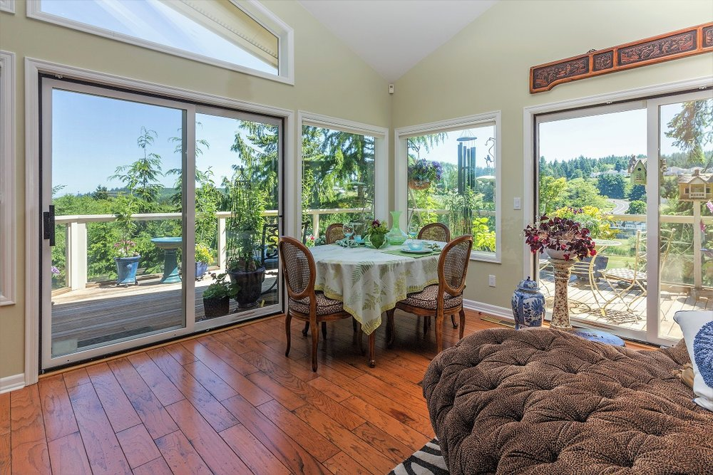 view, port ludlow property, custom home