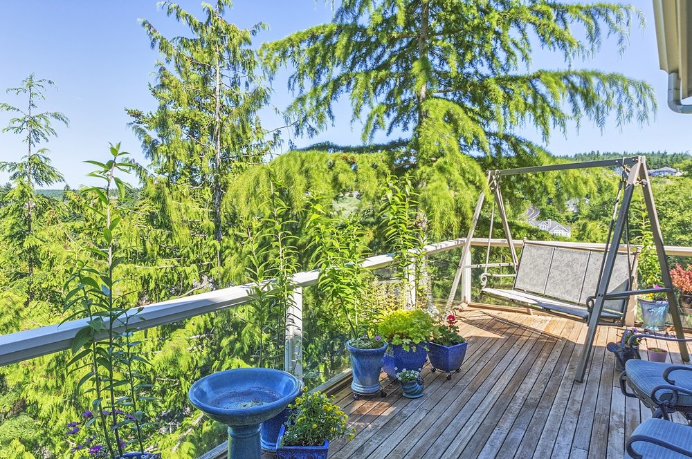 olympic peninsula, deck, port ludlow property