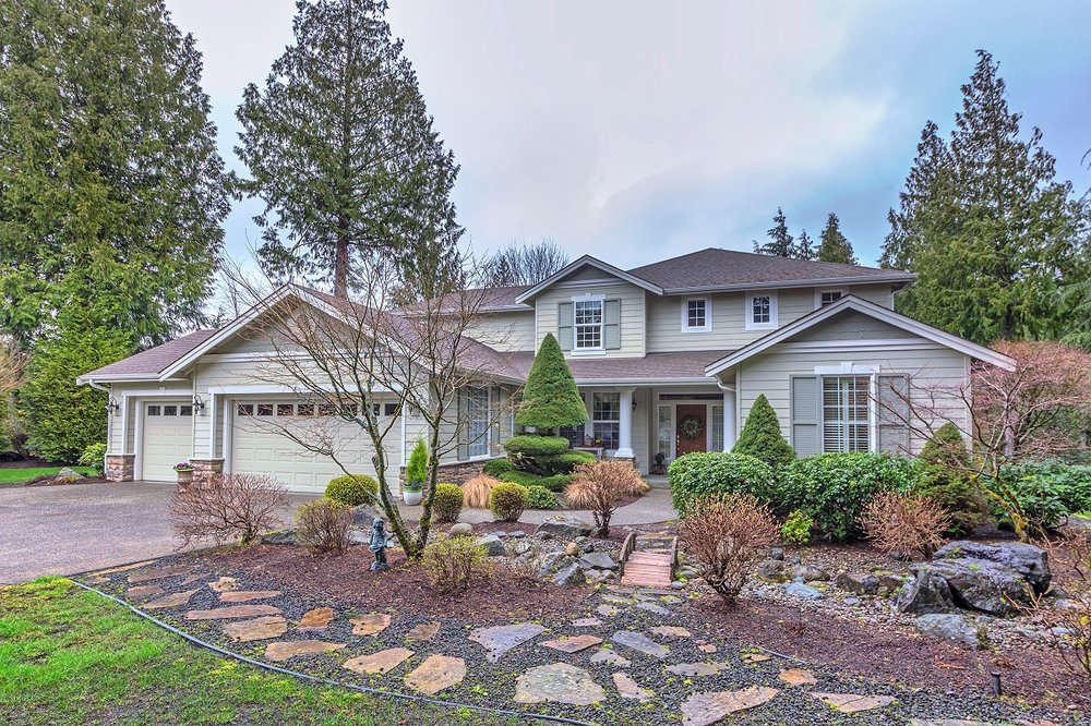 port ludlow property, custom home, olympic peninsula