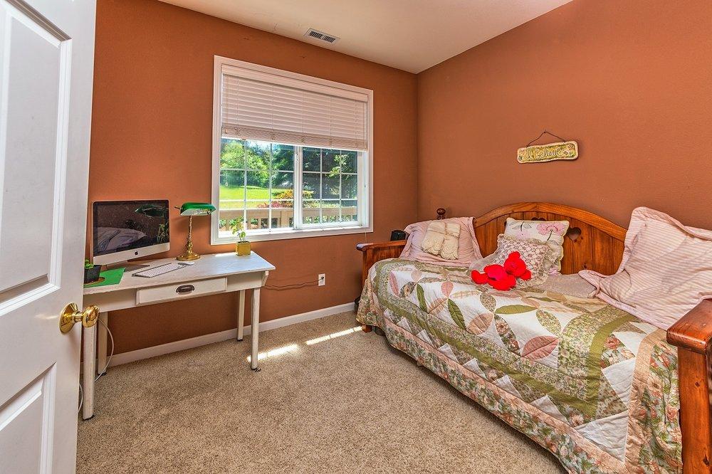 living space, port ludlow property, marina