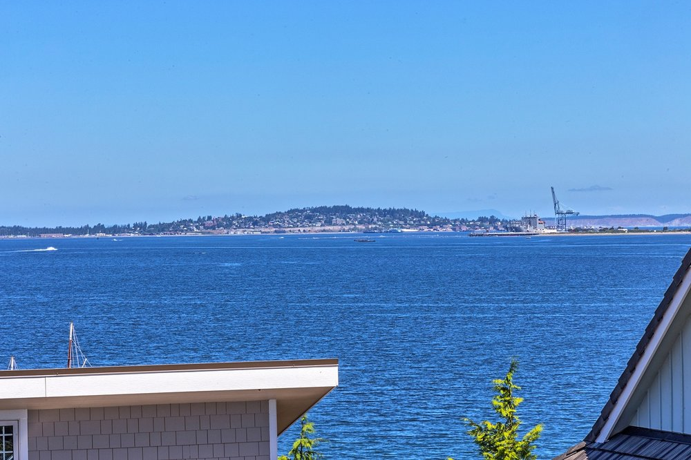 water view, port townsend, port ludlow property