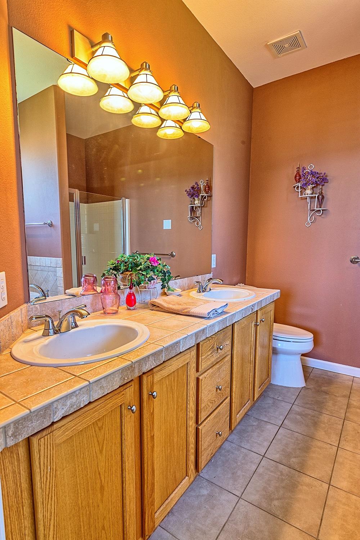 bathroom, port hadlock, port ludlow property