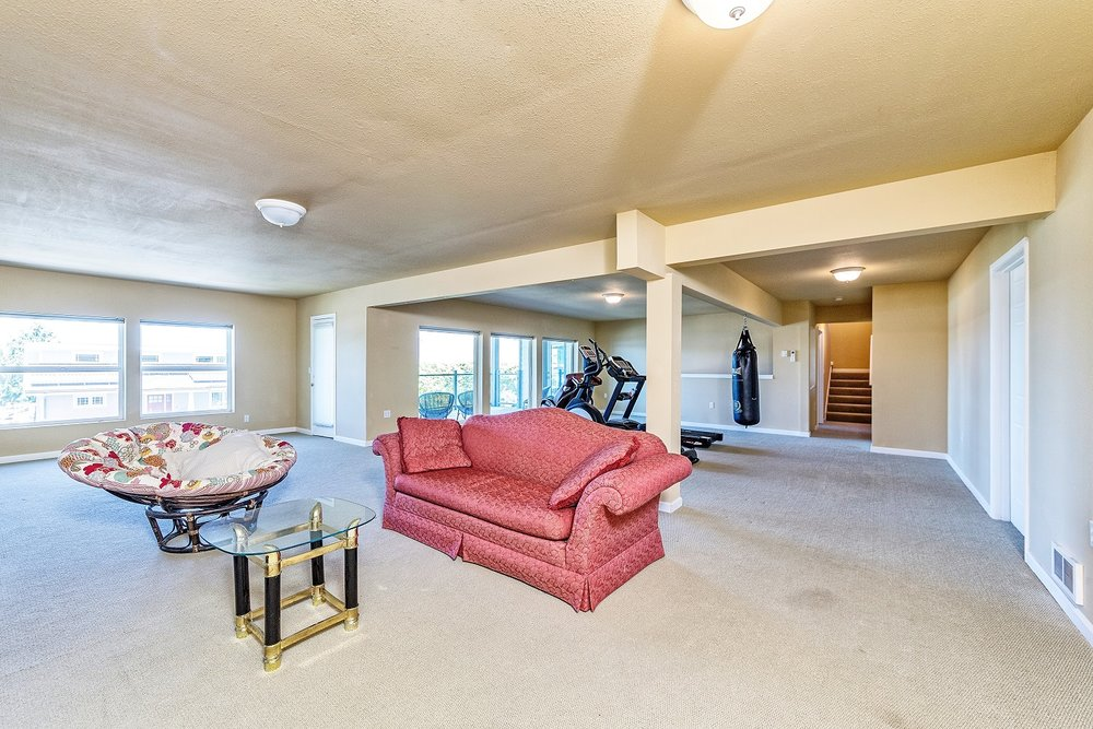 living space, gated community, port ludlow property