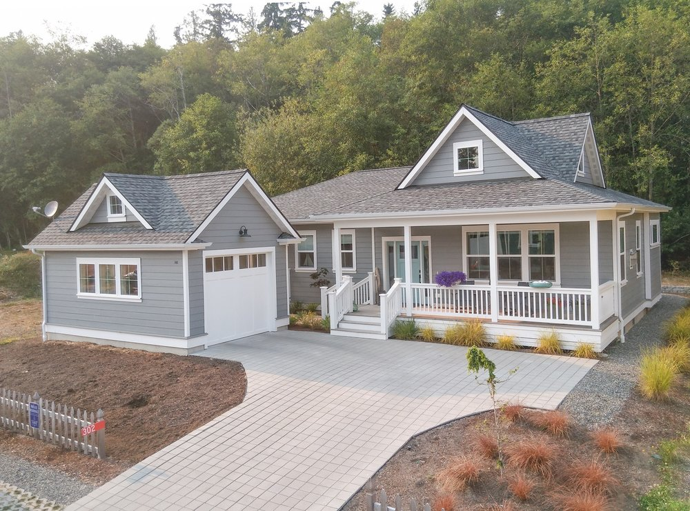 port ludlow property, waterfront, olympic peninsula