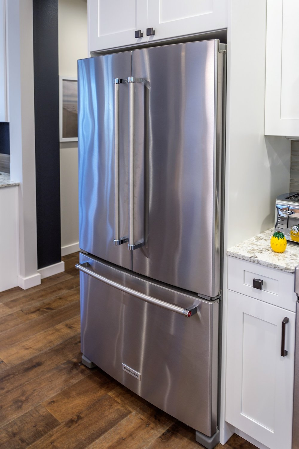 stainless steel, port ludlow, kitchen