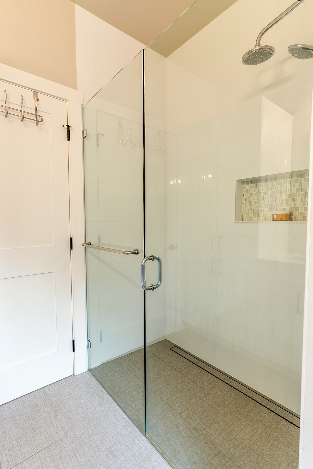 olympic peninsula, shower, bathroom