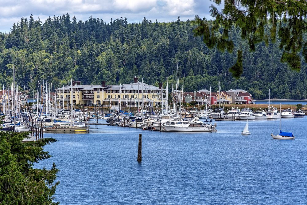 Boating - Port Ludlow has an active yacht club that hosts club cruises and events, a kayaking group, and is the perfect place to explore Puget Sound.