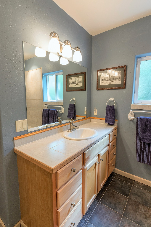 bathroom, port ludlow, single family home