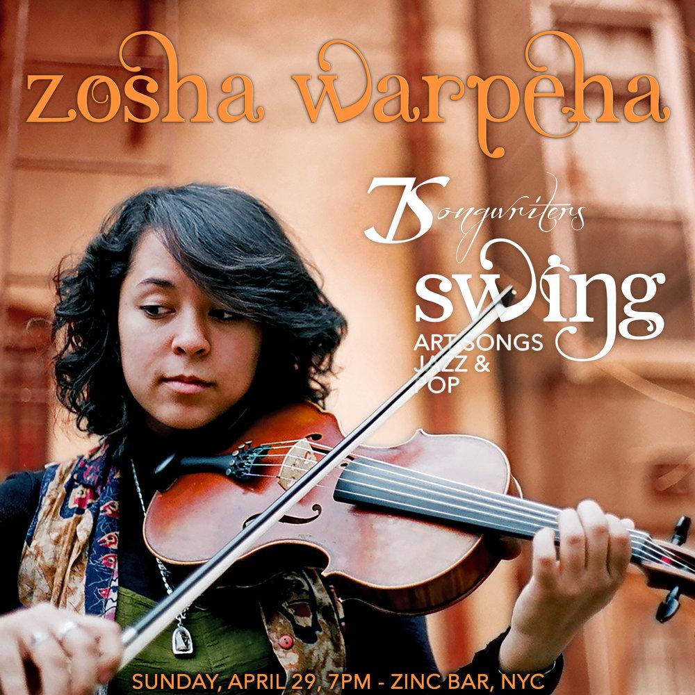 Zosha Warpeha - 7Swing