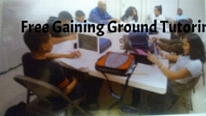Gaining Ground Tutoring Program