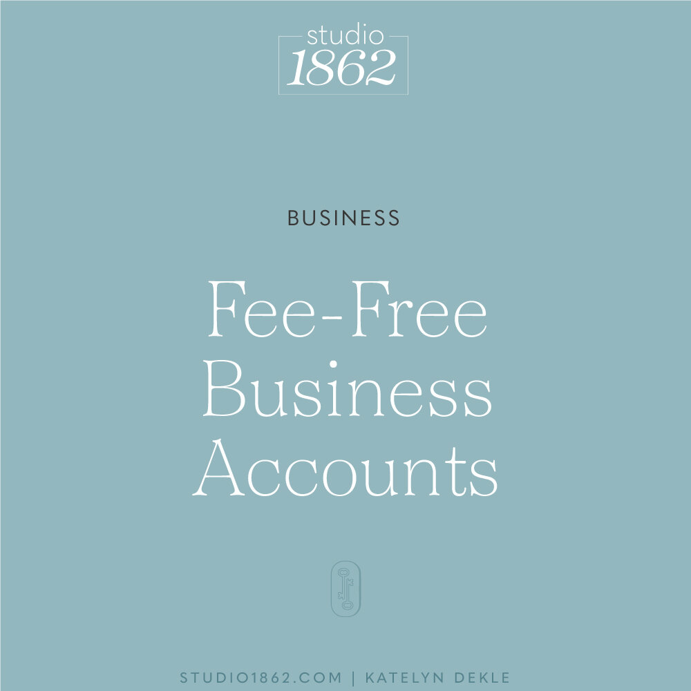 UPDATE: Fee-Free Business Banking with Azlo — Studio 1862