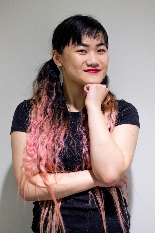 Bernice Yu