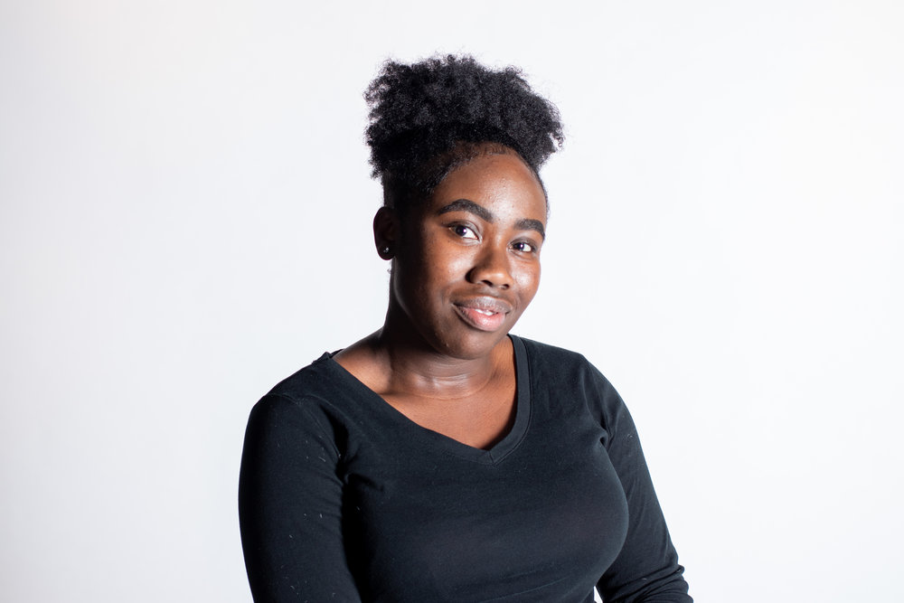 Bridget Mensah* | Design Coordinator