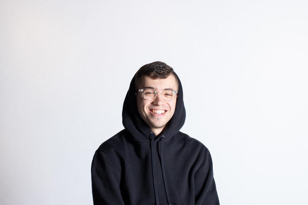 Tyler Davis | Creative Lead