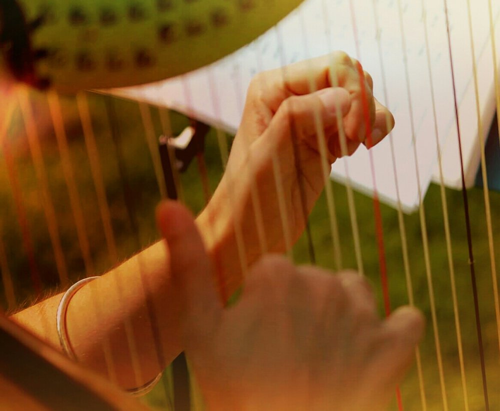 Weddings — The Harp Goddess