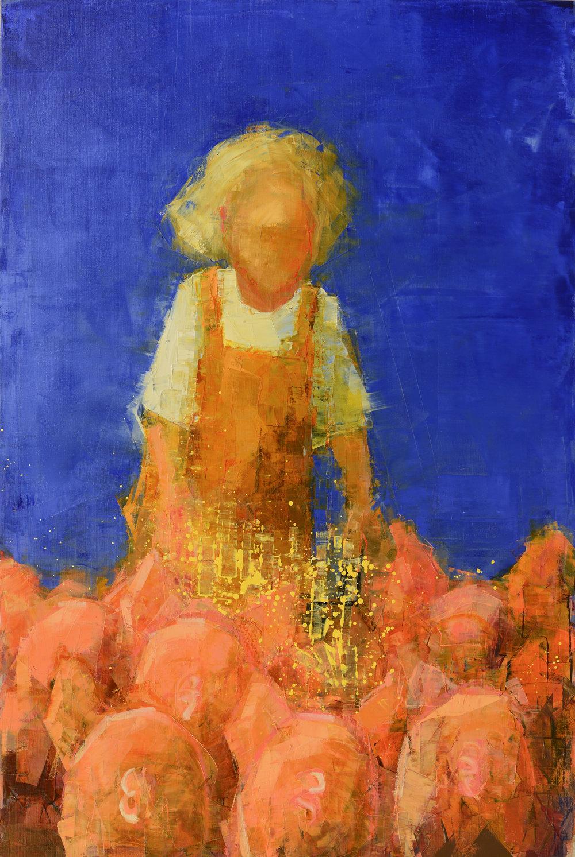 Rebecca Kinkead Early Riser (Piglets)_60x40.jpg