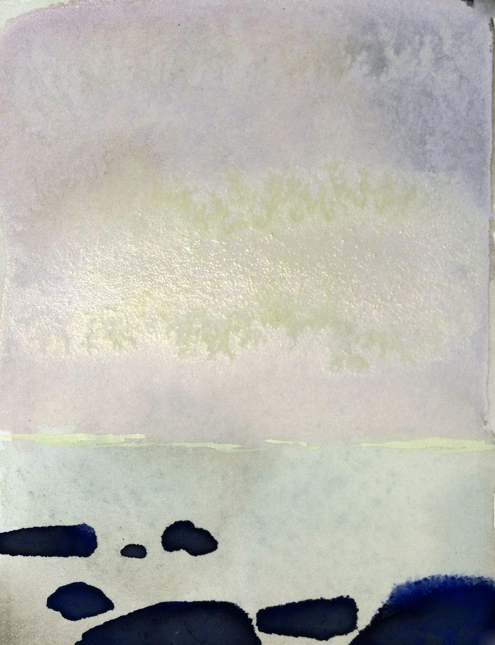 Rebecca_Kinkead_Rocks and Water no.2_4x3 inset on 11x 7.5 paper.jpg