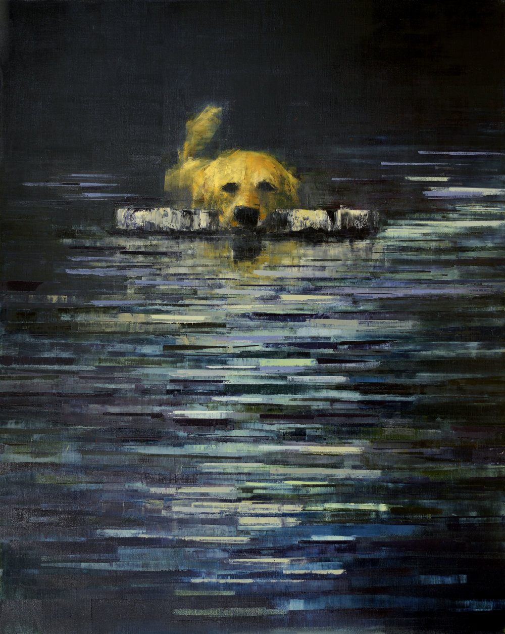 Fetch (Blue Water) 60x48.jpg