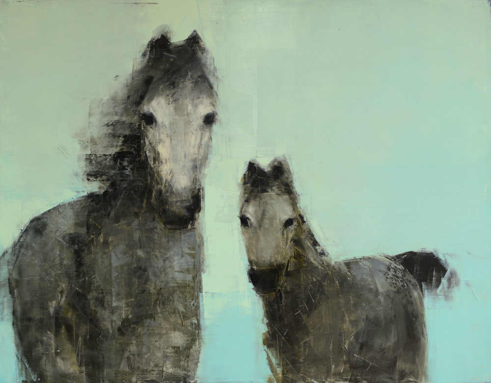 Mare and Foal_42x54.jpg