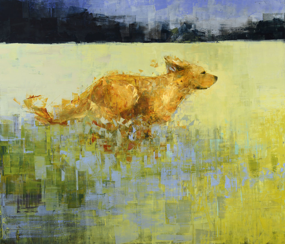 Golden Dog (Greener Grass)_66x74.jpg
