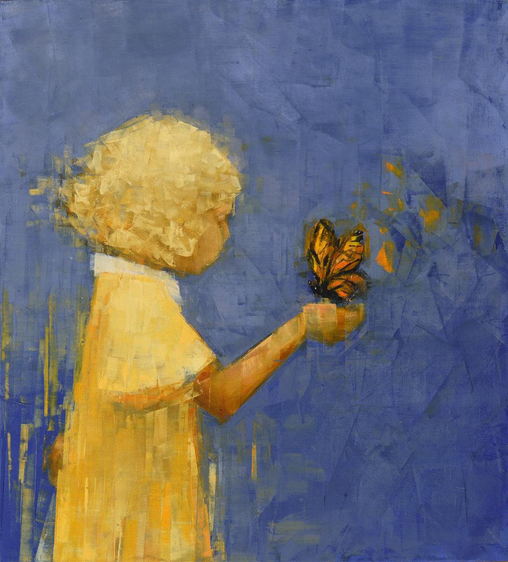 Monarch in Hand_33x30.jpg