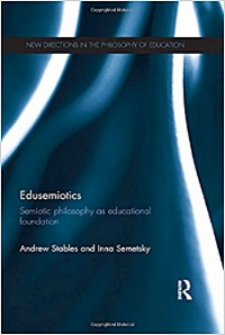 """This book I think should become a foundational text for students in educational theory, but my guess is it will take considerable time"""