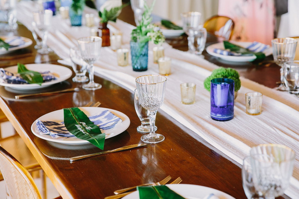 TABLE LINENS -