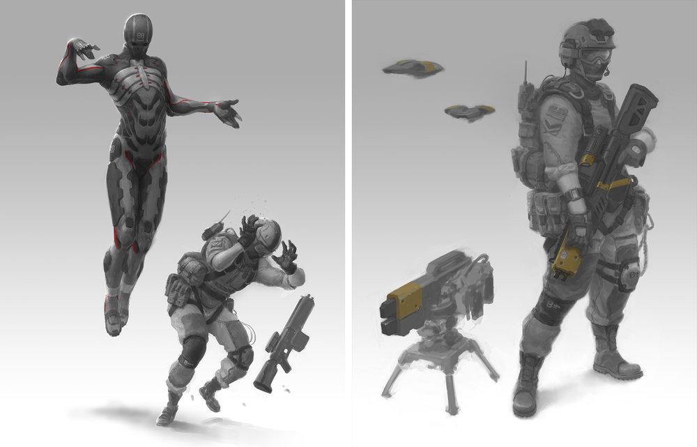 Metal Gear Online Concept Art combo 2.jpg