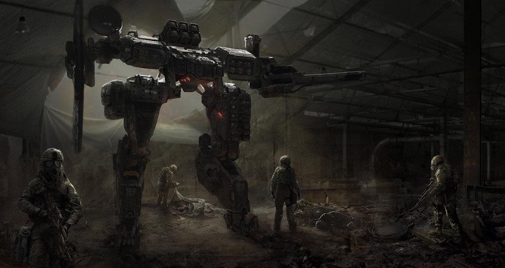Metal Gear Online Concept Art027.jpg